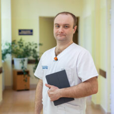 Відділення інтервенційної онкології