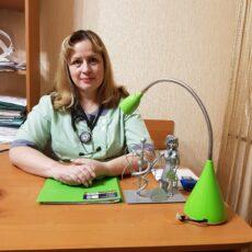 Савченко Антоніна Степанівна