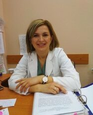 Відділення анестезіології з ліжками для інтенсивної терапії